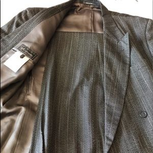 CARLANDA Mens Suite  Size 44R. Made in Italy